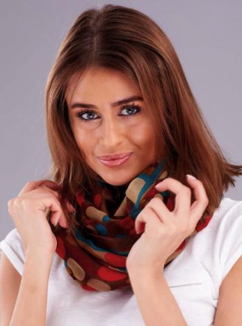 Dámský šátek BASIC, Phala