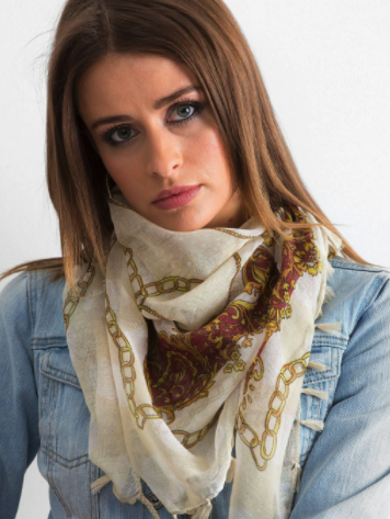Dámský šátek BASIC,Torcy