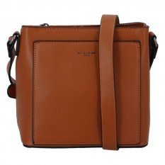 Dámska crossbody kabelka David Jones Mirabel, hnedá