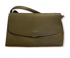 Dámska crossbody kabelka David Jones Xenia, khaki