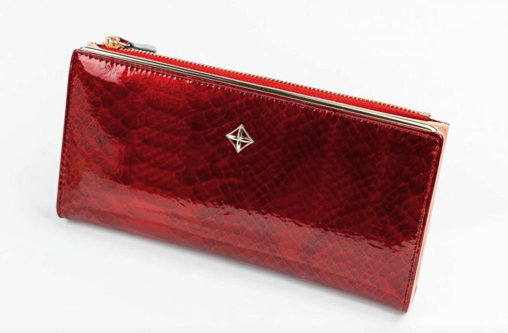 Levně Dámská peněženka Rovicky Patricia, červená