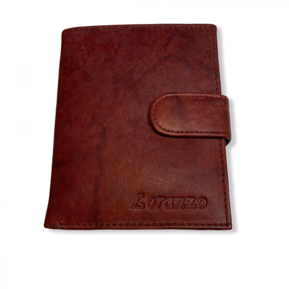 Pánska peňaženka Loranzo Red, červená