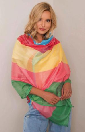 Dámský šátek BASIC, Durban