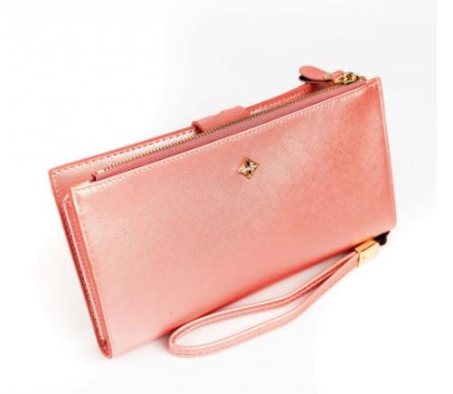 Dámska peňaženka Rovicky Alessandro, ružová