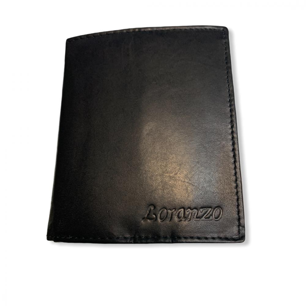 Pánska peňaženka Loranzo, čierna
